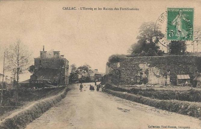 Ruines callac
