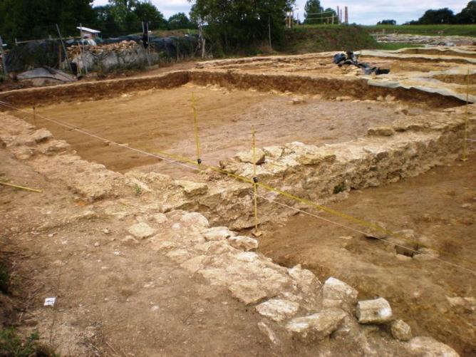 Villa romaine le quiou